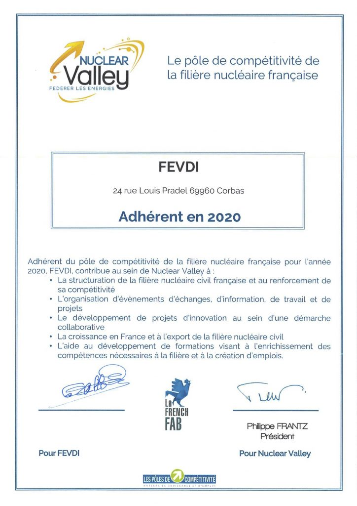 Nuclear Valley FEVDI