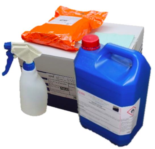 kit solution hydroalcoolique